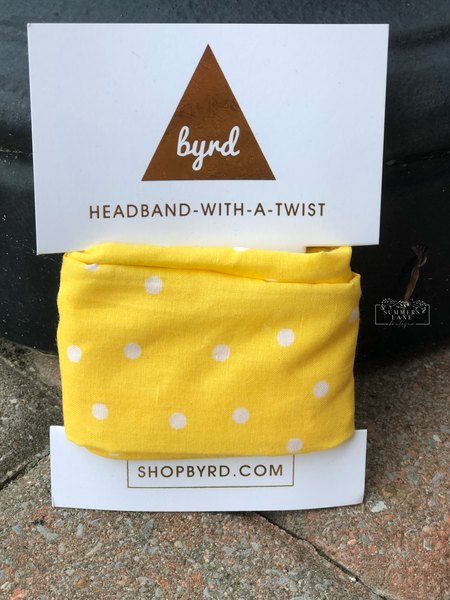 Novelty Print Byrd Headbands