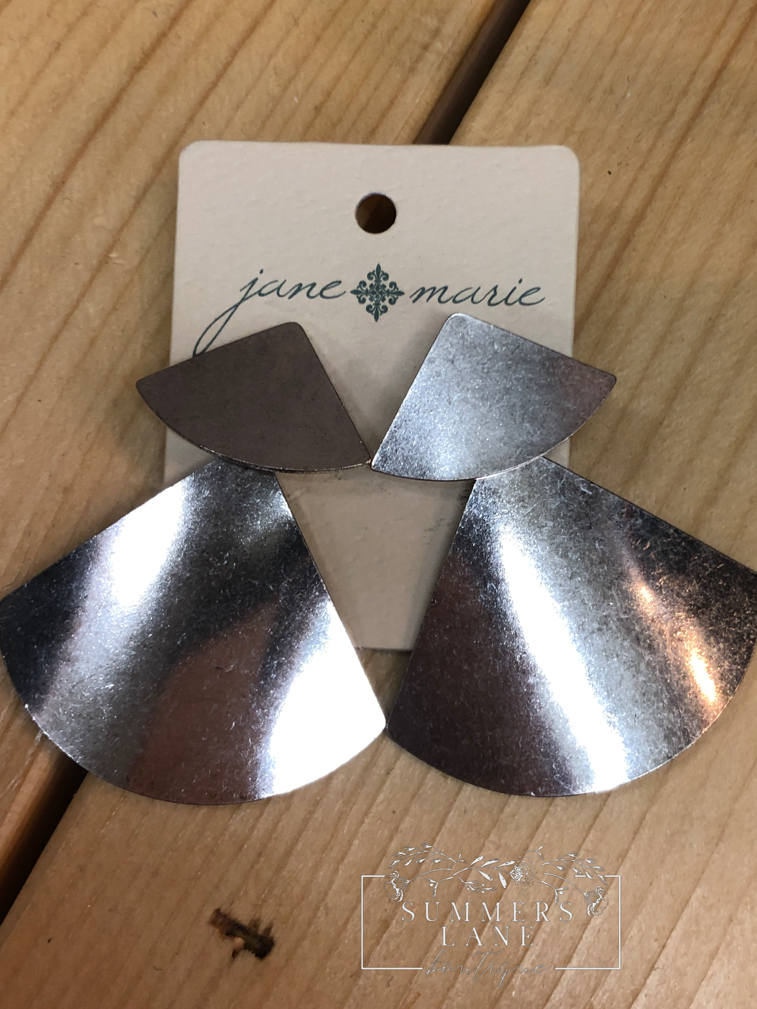 Silver Triangles