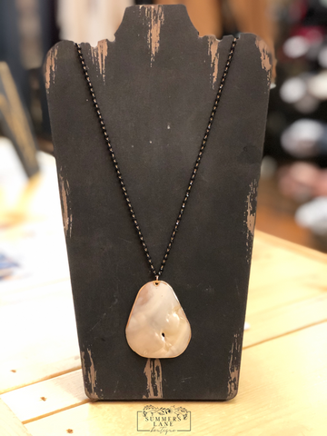 Pearl Shell Necklace