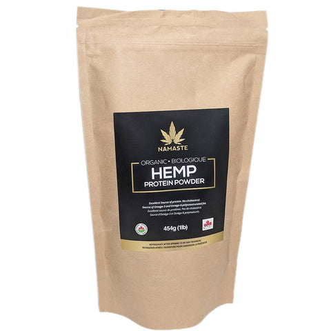 Namaste Hemp Protein Powder