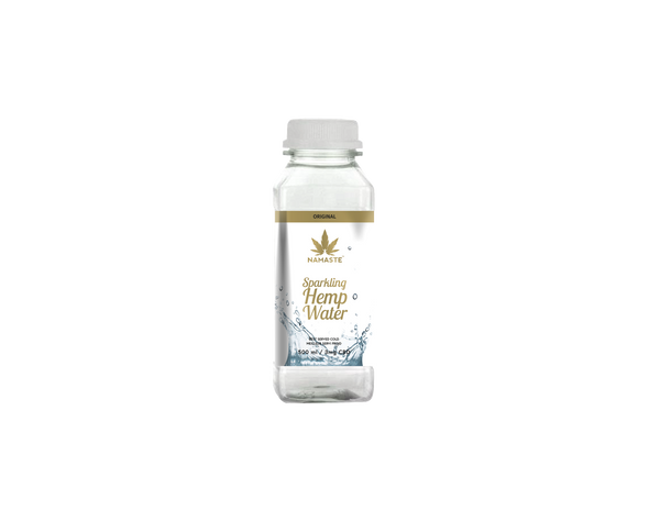 Namaste Sparkling Hemp Water 500ml / 3mg CBD