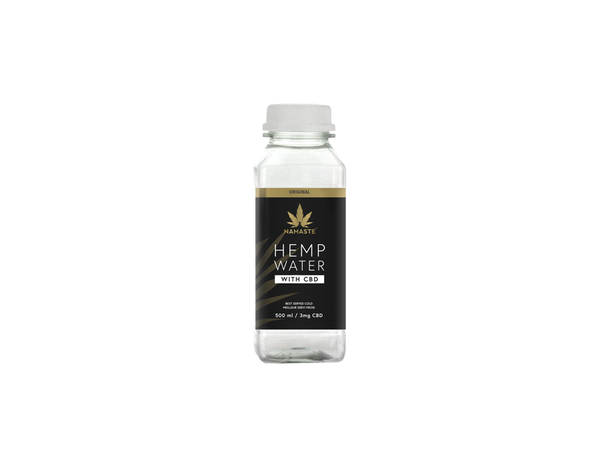 Namaste Hemp Water 500ml / 3mg CBD