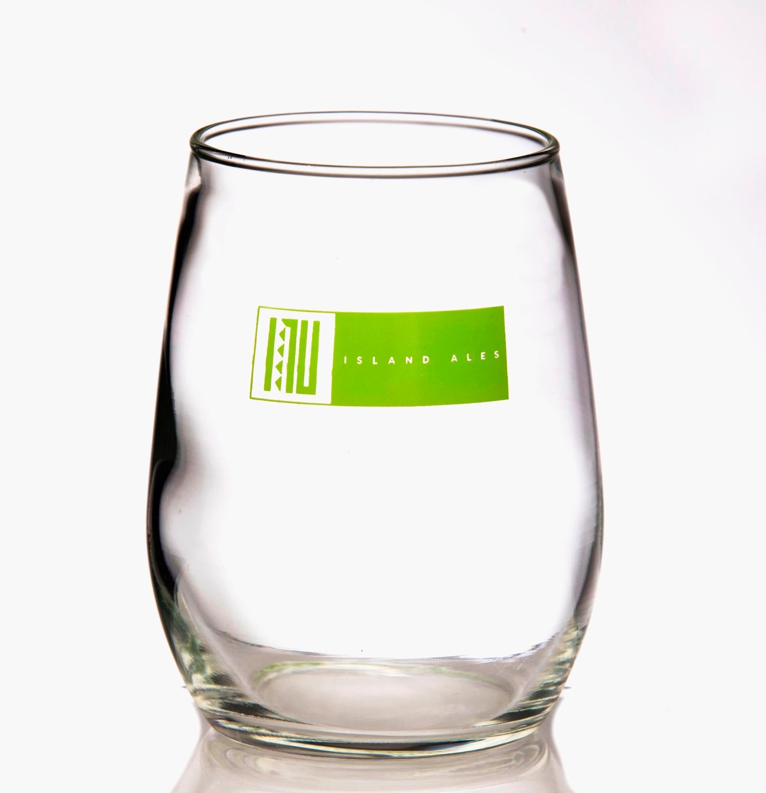 Steal Glass Catch Cracks 6oz (Lime Green)