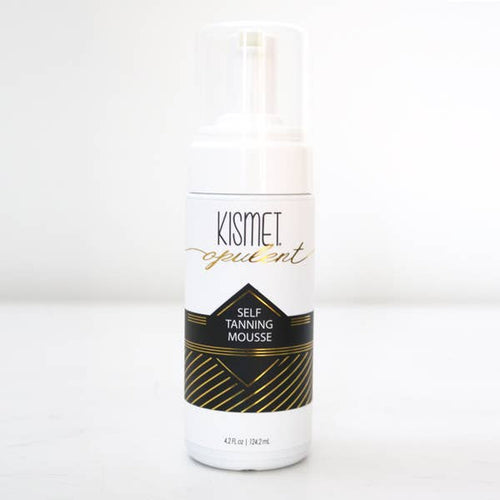 Opulent Self-Tanning Mousse