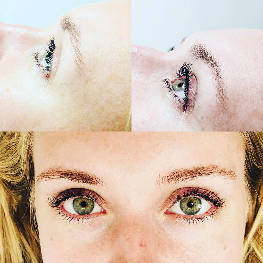 Flash Keratin Lash Lift
