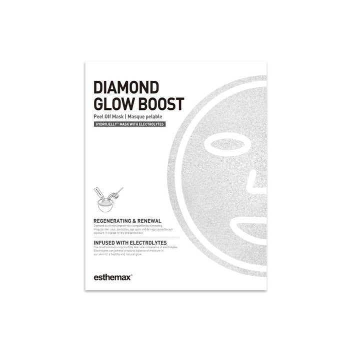 Esthemax Take Home Mask - Diamond Glow Boost