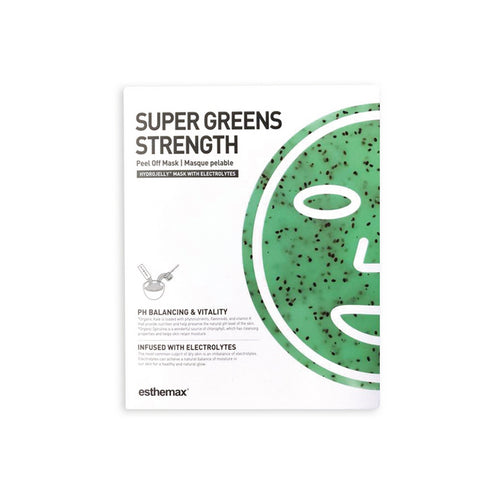 Esthemax Take Home Mask - Super Greens