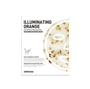 Esthemax Take Home Mask - Illuminating Orange