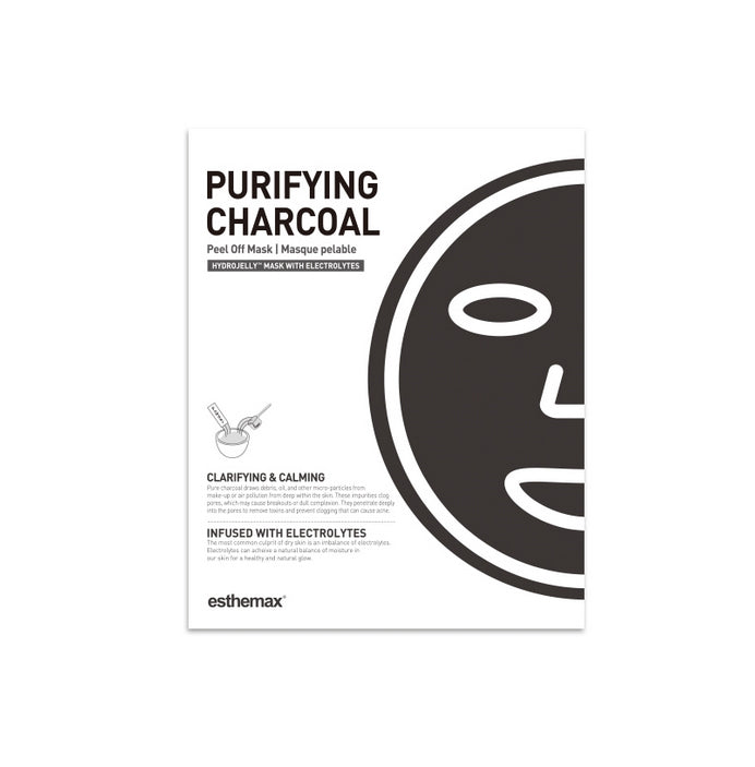 Esthemax Take Home Mask - Purifying Charcoal