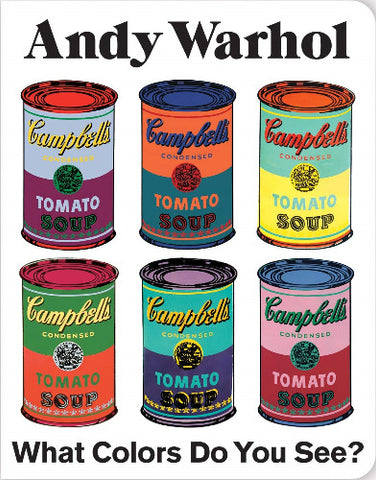 Andy Warhol's What Do You See?