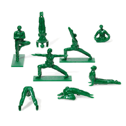 Yoga Joes Original Set