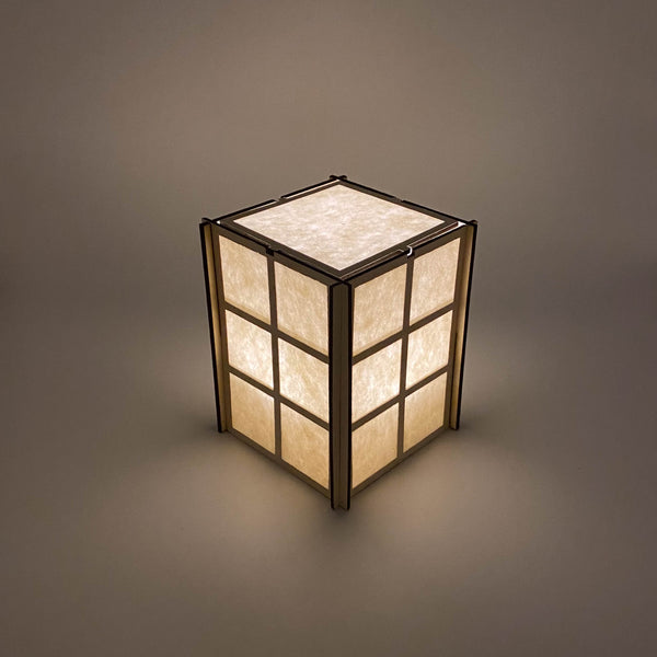 Grid Mini Lamp