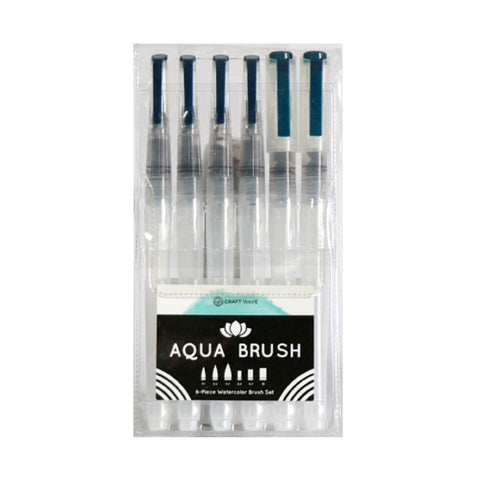 Aqua Brush Set