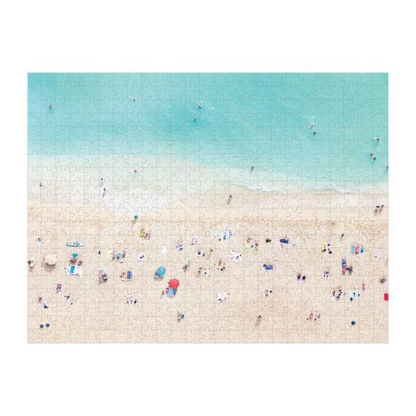 The Beach Double-Sided Puzzle