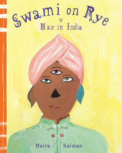 Swami on Rye: Max in India