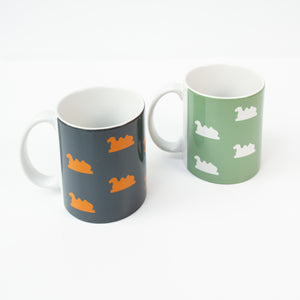 SAM Camel Ceramic Mug