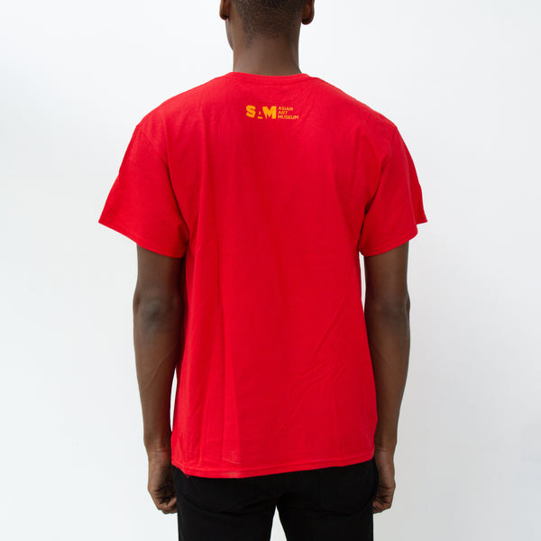SAM Red Camel T-Shirt