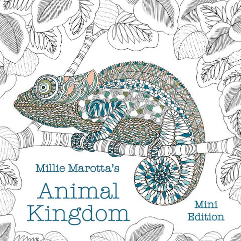 Millie Marotta's Animal Kingdom Coloring Book