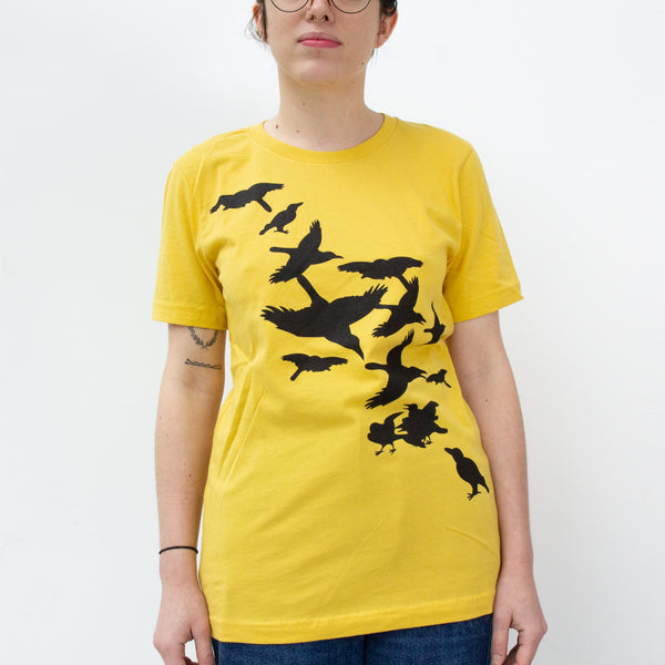 SAM Crow Screen T-Shirt