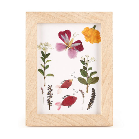 Flower Pressing Frame