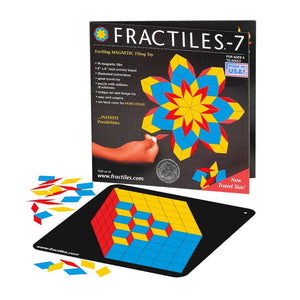 Fractiles Magnetic Tile Set