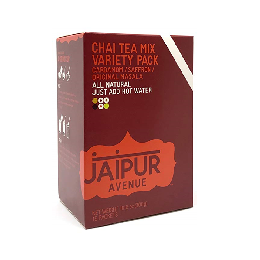 Jaipur Chai Tea Mix Variety Pack