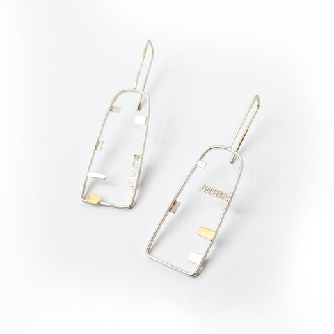 Arch Window Earring