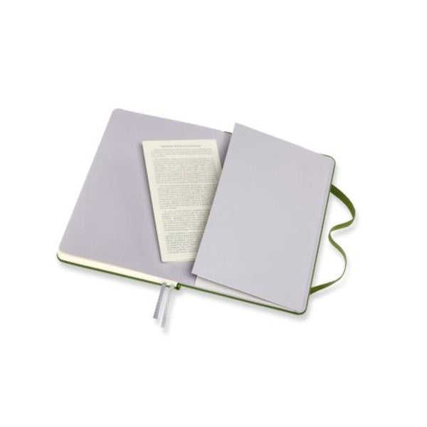 Moleskine Two-Go Grass Green Notebook