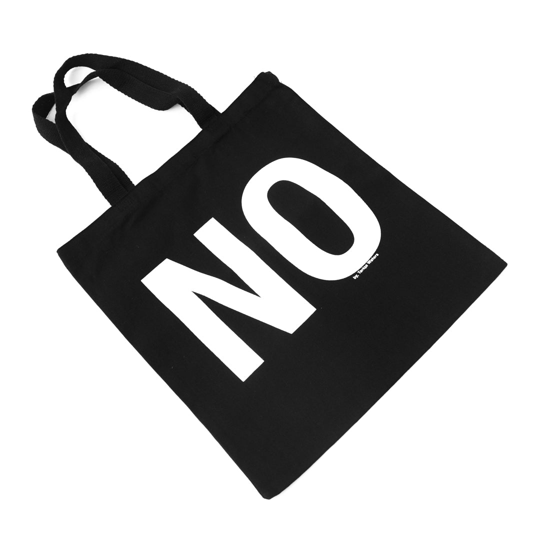 "SAM ""NO"" Tote Bag"