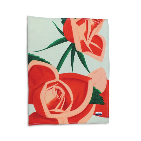 Rose Tea Towel