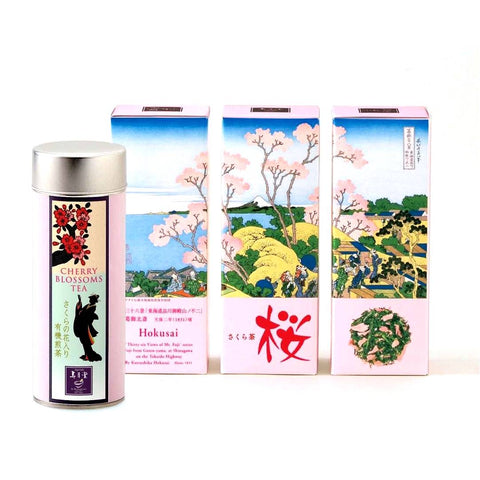 Sakura Sencha Tea Tin
