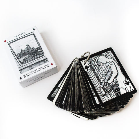 Seattle Playing Cards