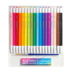 Chroma Blends Mechanical Watercolor Pencil Set