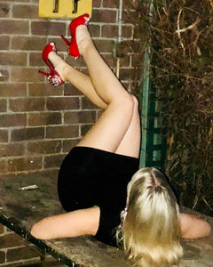Risqué Red Stilettos