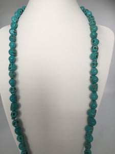 howlite bead necklaces