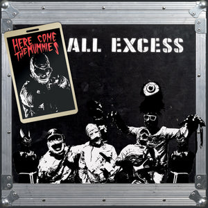 All Excess (Live) CD