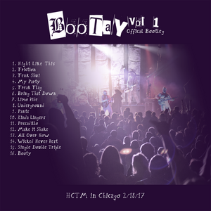 Bootay Vol. 1 HCTM in Chicago (Digital Download)