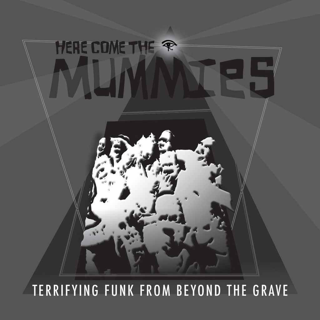 Terrifying Funk from Beyond the Grave CD