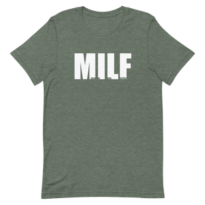 """Man in Late Forties"" MILF Short-Sleeve T-Shirt"