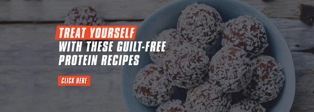 Guilt Free Protein Recipes