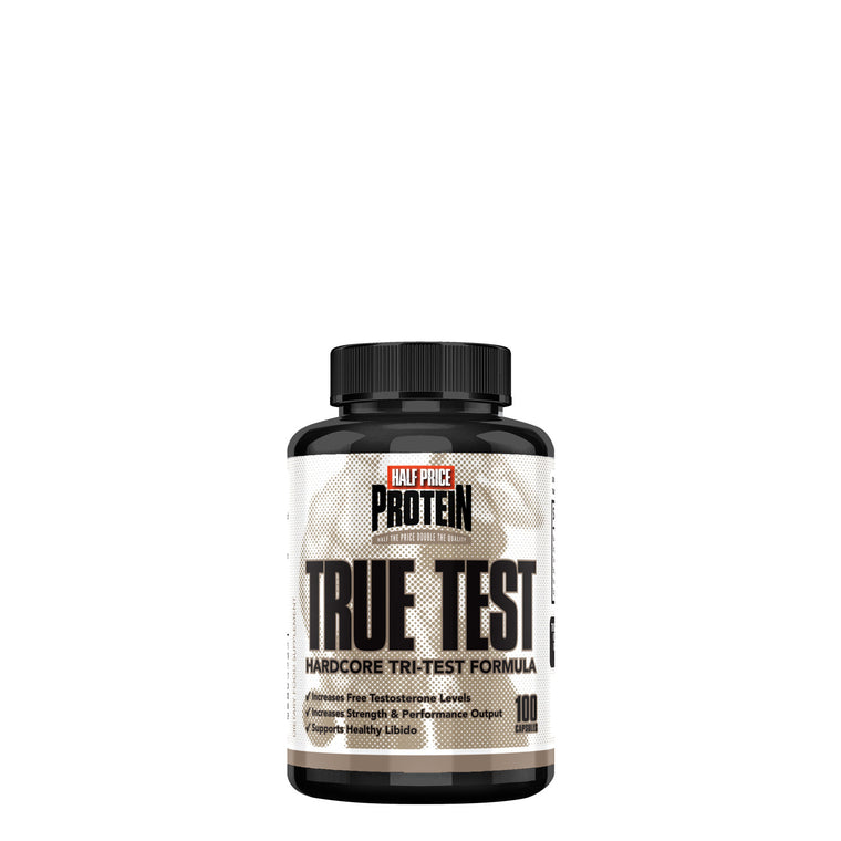Half Price Protein - True Test 100 capsules