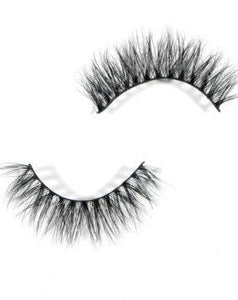 3D Thin Line Mink Lashes – Aretha Franklin