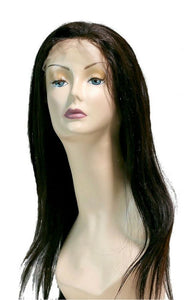 Brazilian Silky Straight Front Lace Wig