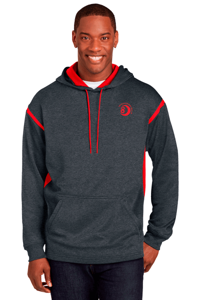 WBCA Colorblock Hooded Sweatshirt - BODIEWEAR