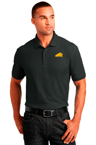 Golden Fleece Men's Classic Pique Polo - BODIEWEAR