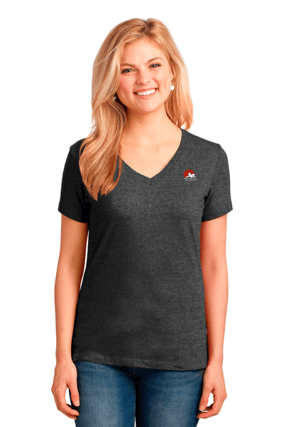 WBCA Ladies V-Neck Tee - BODIEWEAR