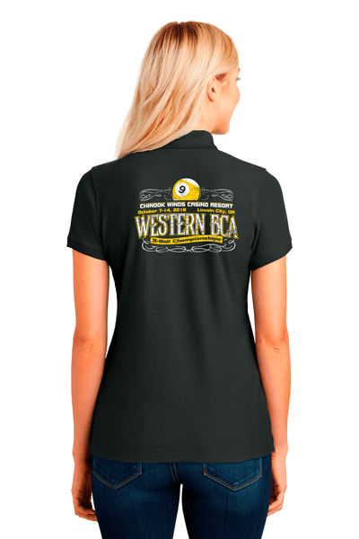 Women's 2018 9-Ball Event Shirt - BODIEWEAR