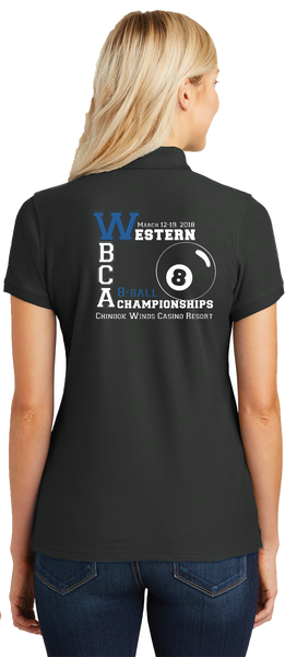 Women's 8-Ball Past Event Shirt - BODIEWEAR