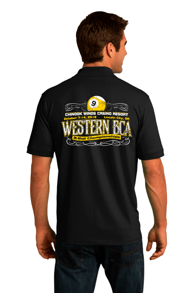 Men's 2018 9-Ball Event Shirt