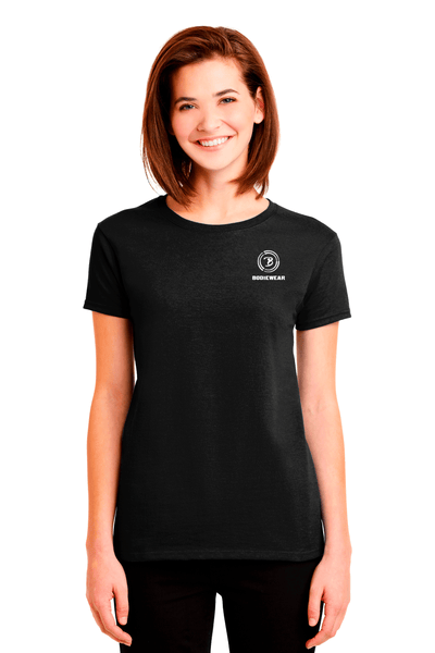 Bodiewear Women's 100% Cotton T-Shirt - BODIEWEAR